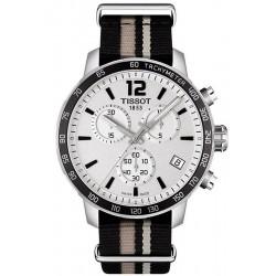 Men's Tissot Watch T-Sport Quickster Nato Chronograph T0954171703710