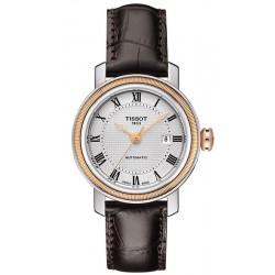 Buy Women's Tissot Watch T-Classic Bridgeport Automatic T0970072603300