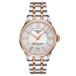 Buy Women's Tissot Watch Chemin Des Tourelles Powermatic 80 Helvetic Pride T0992072211801