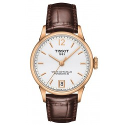 Buy Women's Tissot Watch Chemin Des Tourelles Powermatic 80 T0992073603700