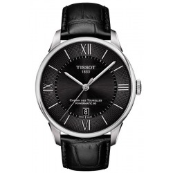 Buy Men's Tissot Watch Chemin Des Tourelles Powermatic 80 T0994071605800