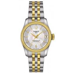 Buy Women's Tissot Watch Ballade Powermatic 80 COSC T1082082211700