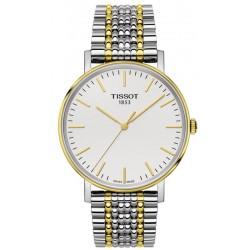 Buy Unisex Tissot Watch T-Classic Everytime Medium T1094102203100
