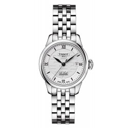 Buy Women's Tissot Watch Le Locle Automatic Double Happiness T41118335